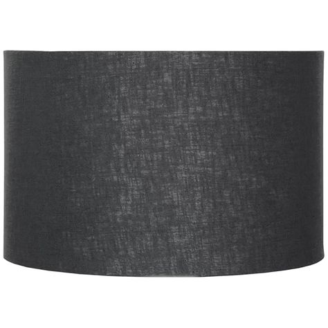 30 48 Cm Lampenschirm Aus Leinen Lampen Leinen Und Trommel