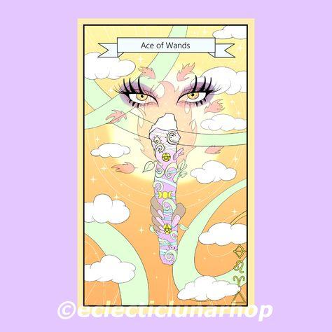 #tarot #witchesofinstagram #witchcraft #ecleticwitch #witch #magick #tarotfanatic #tarotreadersofinstagram #tarottribe #tarotwisdom #tarotreading #tarotcards #tarotcommunity #pagan #pagansofinstagram #lightworker #tarotdeck #tarotcard #aceofwandstarotcard #aceofwandstarot #aceofwands #tarotlesson #tarotguidance #digitalart #learntarot #digitalillustration #tarotcommunity #tarotsketch #tarotdrawing #divination #solitarywitch #kawaiiart #witchart #divination