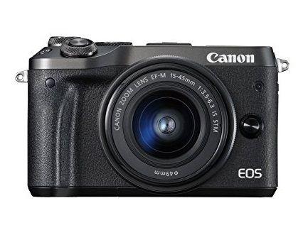 Camara Evil Canon Eos M6 Mas Barata Descuento Del 30 Con Imagenes Canon Eos Eos Camara Reflex Digital