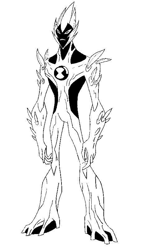 Laminas Para Colorear Coloring Pages Ben 10 Para Colorear Y Dibujar Ben 10 Alien Force Ben 10 Ultimate Alien Ben 10