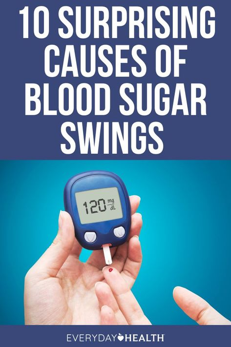 How sleep, dehydration, stress, and even the weather can affect your blood sugar levels.