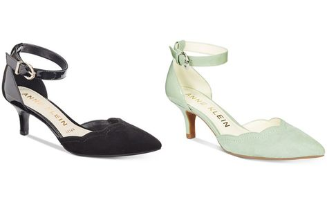 b32dd5cb493 Anne Klein Findaway Pointed-Toe Pumps - Pumps - Shoes - Macy s ...
