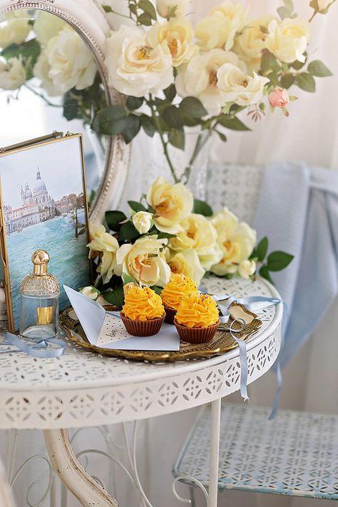 nelly vintage home: Жълто