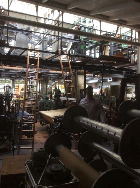 Gainsborough | fine weavers & dye house