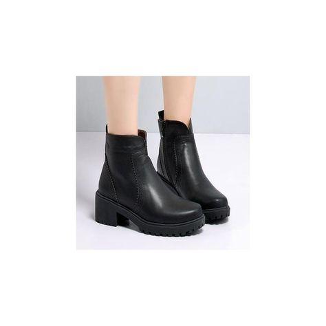 AIMELYA Cowboybiker ankle boot black @ Zalando.co.uk
