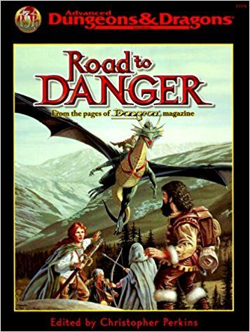 Road To Danger Advanced Dungeons Dragons 9780786913763 Amazon Com Books Dungeons And Dragons Dungeons And Dragons Books Advanced Dungeons And Dragons