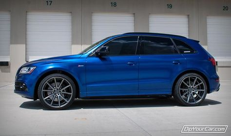 Deep Sea Blue Solid Pearls by KP Pigments. Mix into in Plasti Dip or Spray Wrap Pro.