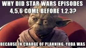 Funny Star Wars Memes Perfect For May The Fourth Funny Star Wars Memes Star Wars Jokes Star Wars Memes