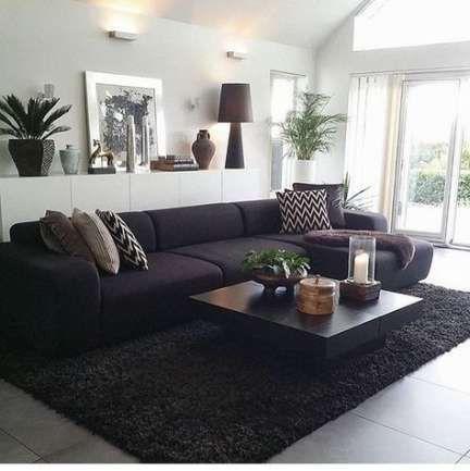 58+ Ideas House Living Room Rustic Rugs