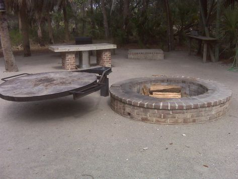 Probably BEST Oyster Roasting/Steaming Pit - Can you beat this? - The Hull Truth - Boating and Fishing Forum