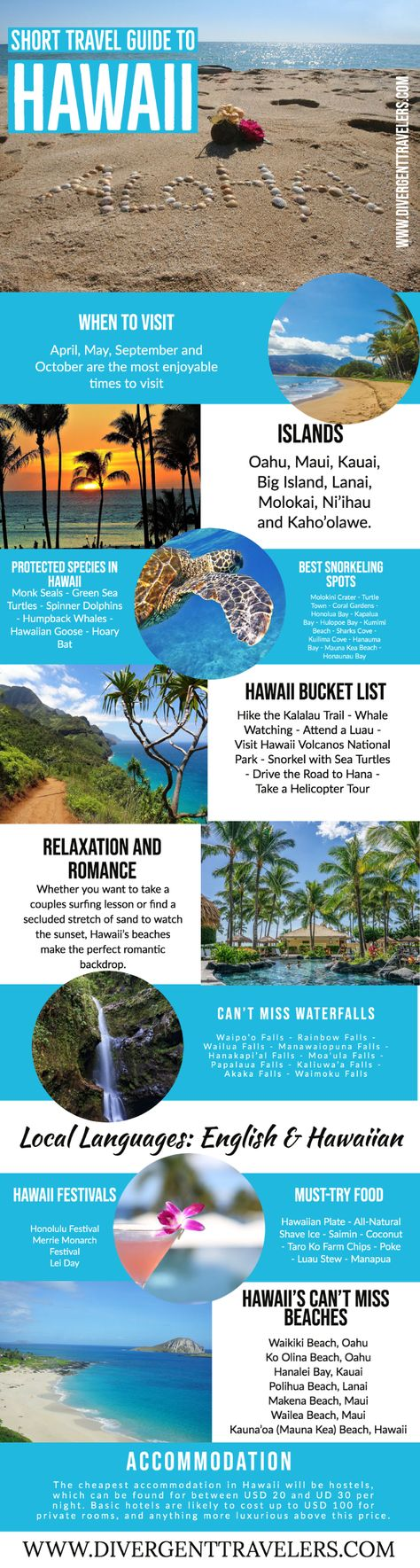 Short Travel Guide To Hawaii