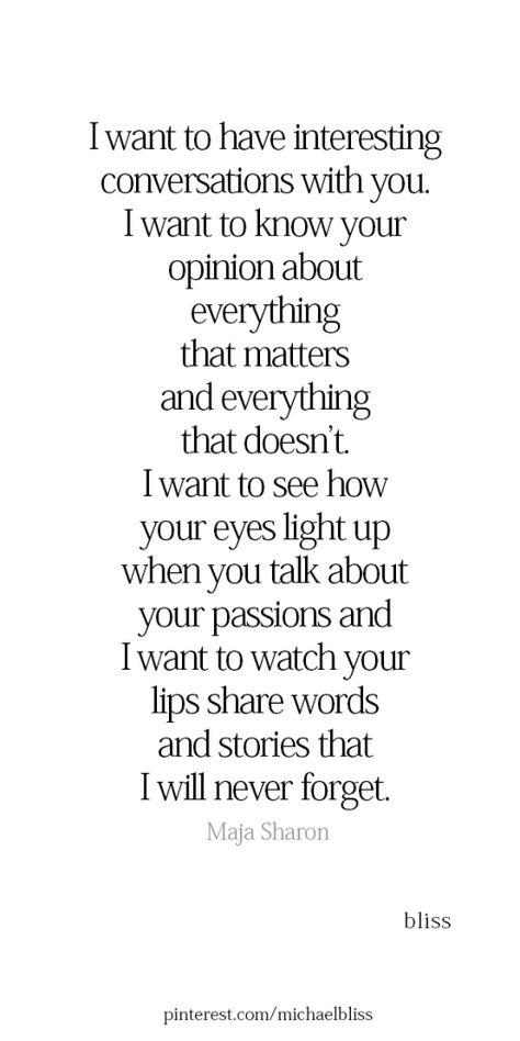 Interesting conversations #relationshipsecrets