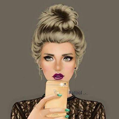 صور بنات كيوت 2018 احلي خلفيات بنات للفيس بوك Girly M Cute Girl Wallpaper Digital Art Girl