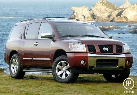 2004 Nissan Pathfinder Armada >> 2004 Nissan Pathfinder Armada Nissan 2004 Nissan