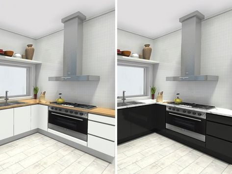 Pin On Kitchen Upgrades Plan your kitchen with roomsketcher
