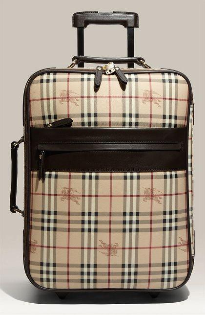 Burberry Luggage Bag
