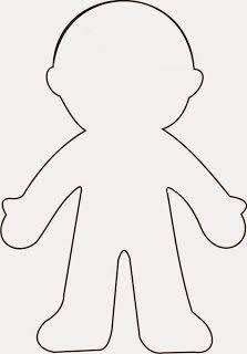 Resultado de imagem para boneco corpo humano