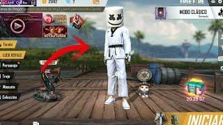 Me Encontre La Skin De Marshmello No Lo Podras Creer