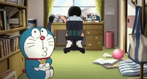 Doraemon Funny GIF - Doraemon Funny Anime - Discover & Share GIFs
