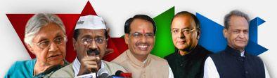 Rajasthan Polls LIVE: Congress will win Ashok Gehlot says no 'Modi or Raje factor' | Top Lists Around the World