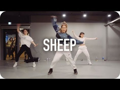 Sheep Alan Walker Relift Lay Jane Kim Choreography Youtube