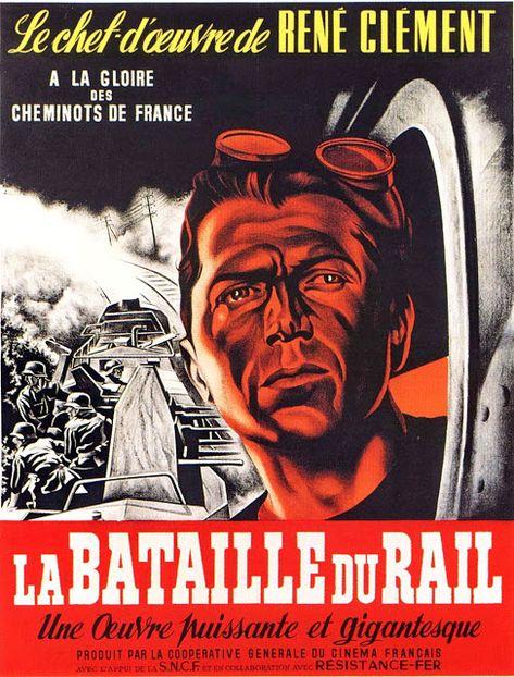 La bataille du rail 1946 DIEULOIS