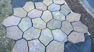 patio stones concrete patio