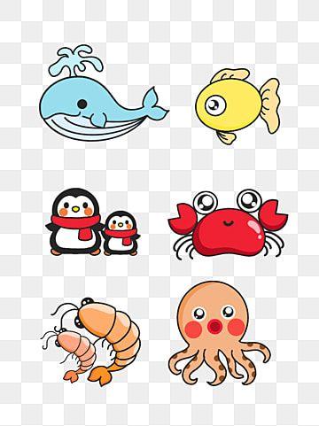 Gambar Kartun Binatang Laut : gambar, kartun, binatang, Gambar, Bahan, Haiwan, Kartun, Comel,, Clipart, Laut,, Jerung,, Untuk, Turun, Percuma, Cartoon, Animals,, Cartoon,, Anime, Muslim