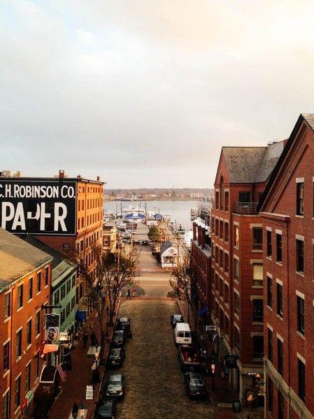 Portland, Maine - Fourth Of July Travel Ideas - Photos