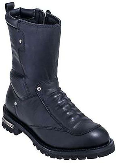 Milwaukee Men S 11 Inch Stomp Motorcycle Boot Style Mb432
