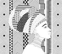 Resultado De Imagem Para Desenhos Africanos Para Colorir Desenho