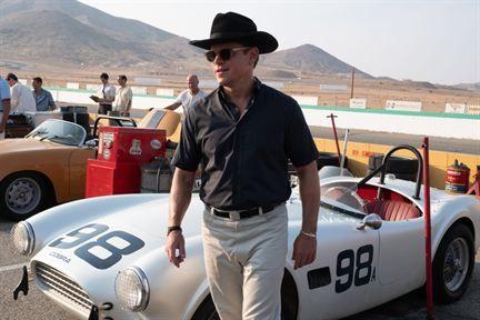 Ford V Ferrari Foto Matt Damon Le Mans Filmes Christian Bale