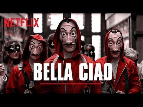 Bella Ciao Full Song   La Casa De Papel   Money Heist   Netflix India