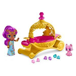 Shimmer And Shine Animal Genie Misha Carriage Shimmer And Shine Characters Baby Girl Toys American Girl Doll House