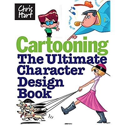 Download Epub Cartooning The Ultimate Character Design Book Pdf In 2020 Book Design Character Design Books To Read Online