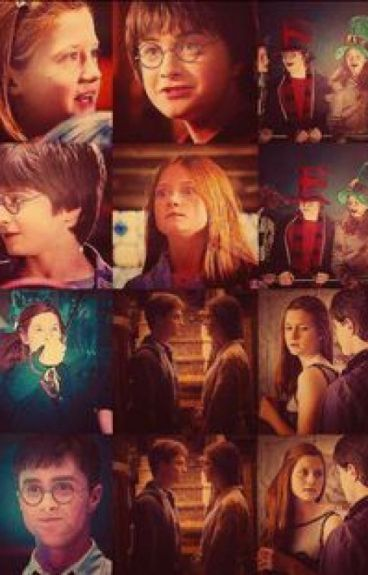 sunrise and a sweater Harry Potter and Ginny Weasley
