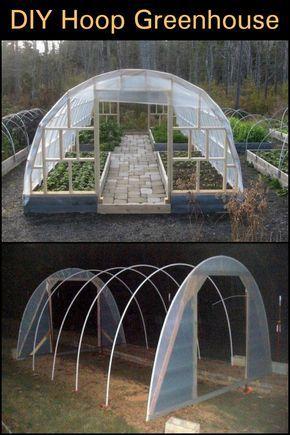 Diy Hoop Greenhouse Greenhouse Diy Greenhouse Wooden