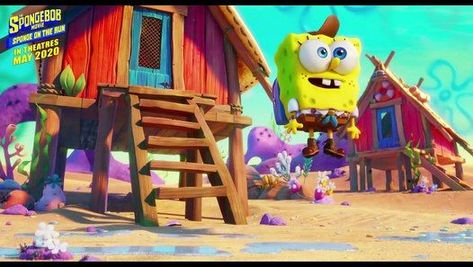 123movies The SpongeBob Movie: Sponge on the Run Online Download Free