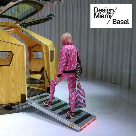 MegaGlam Action Apparel and performance art at Design Miami/ Basel, Switzerland ©kHyal 2014. Photo: @karlheine | MegaGlam.com