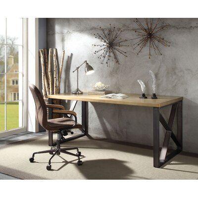 17 Stories Regina Writing Desk Cheap Office Furniture Furniture Desk
