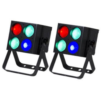 Dj Par Cans Is Ideal For Set Design Stage And Even Mobile Production Applications Chicagodjequipment Djlightingpackag Dj Lighting Stage Lighting Led Lights