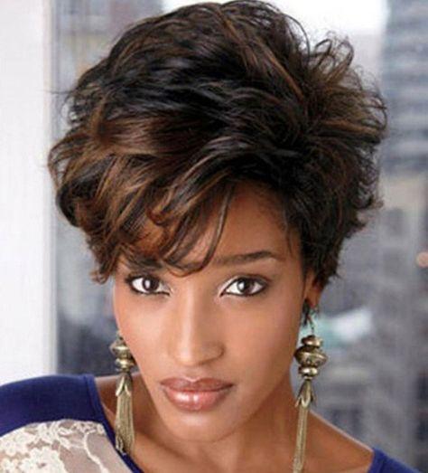 15 Trendy Afroamerikaner Kurze Frisuren Frisuren Kurz
