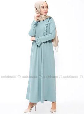 Robe Hijab Turque Longue Hijab Turque Robe Turc Robe Hijab