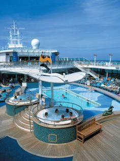 Cruises From Tampa >> Royal Caribbean Brilliance Of The Seas The Brilliance