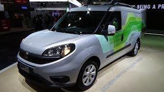 2019 Fiat Doblo Cargo Maxi Sx Exterior And Interior Iaa