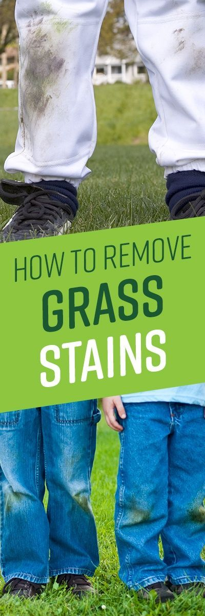 How To Remove Grass Stains Grass Stain Remover Grass Stains How To Remove Grass