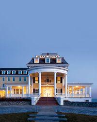 Ocean House Luxury Hotel Pet Friendly In Watch Hill Rhode Island