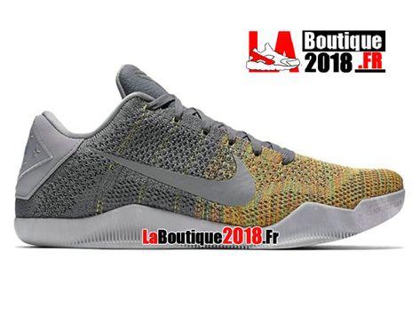 Elite 822675 037 Grey Nike Cool Tension Vert Kobe 11 N8nm0w