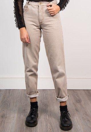 pour toute la famille boutique pour officiel magasiner pour l'original asos beige mom jeans | My Wardrobe. Jeans ☼ in 2019 | Mom ...
