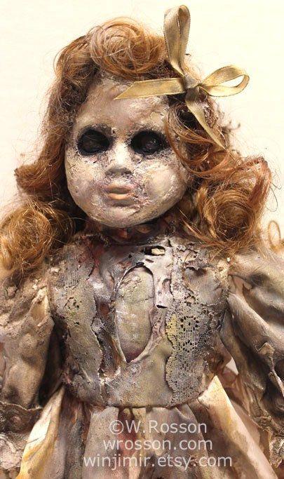 23+ Doll graveyard information